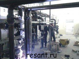 Автономное отопление частного дома под ключ. Монтаж проект, ремонт замена.