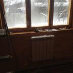 Радиаторное отопление деревянного дома