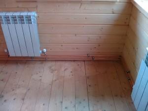Дизайнерское отопление дома